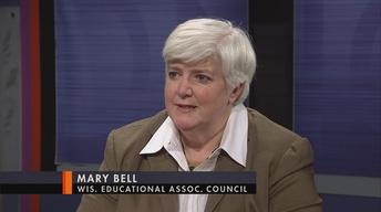 WEAC President Mary Bell discusses election results