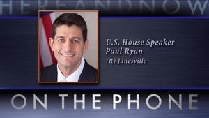 Speaker Of The House Paul Ryan Talks Presidential Politics