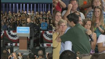 Joe Biden, Paul Ryan pay visits to Wisconsin