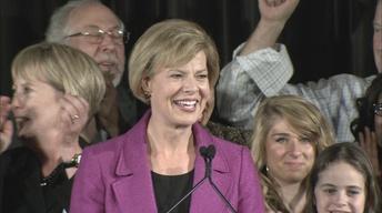 Tammy Baldwin elected to the U.S. Senate