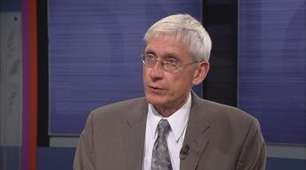 Tony Evers explains plan to increase public school funding