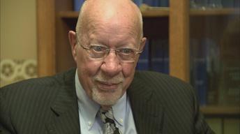 Visit with Senator Fred Risser