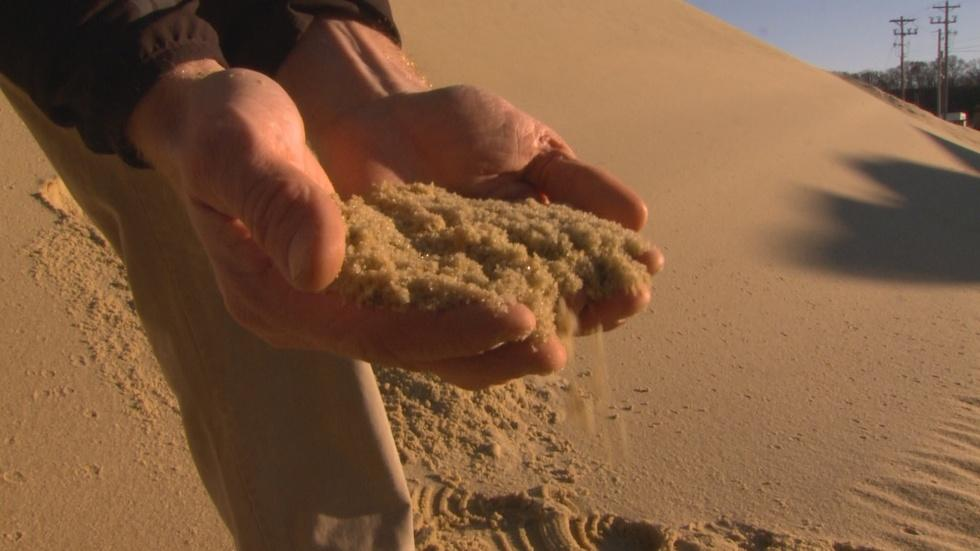 Sand mining industry booming in Western Wisconsin  image