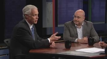 Ron Johnson, Mark Pocan discuss federal budget