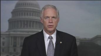Ron Johnson On Government Shutdown, Debt Ceiling