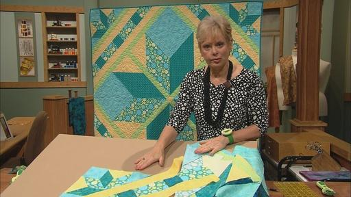 Sew Speedy Lone Star Quilts Video Thumbnail
