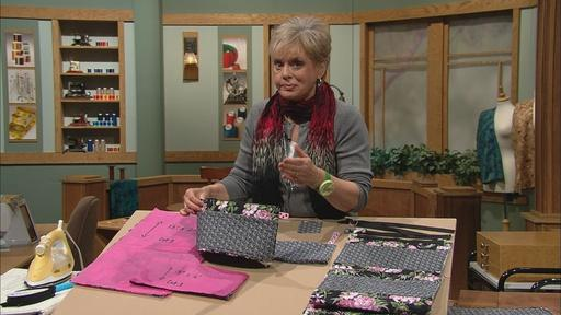 Sew Simple with Rectangles & Squares, Part 1 Video Thumbnail