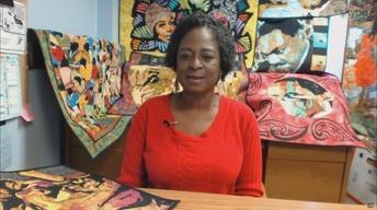 Nancy's Corner - Lola Jenkins, Art Quilts