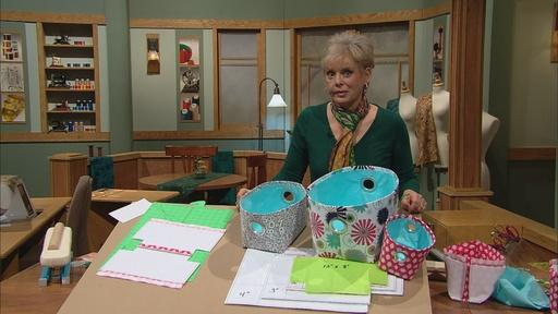 Sew Simple with Rectangles & Squares, Part 2 Video Thumbnail