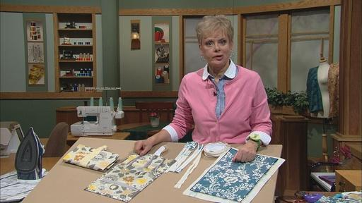 Sew Simple with Rectangles & Squares, Part 3 Video Thumbnail