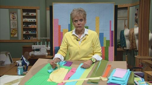 Quick Column Quilts, Part 1 Video Thumbnail