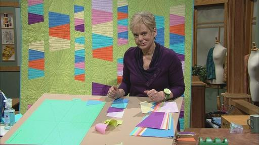 Quick Column Quilts, Part 2 Video Thumbnail