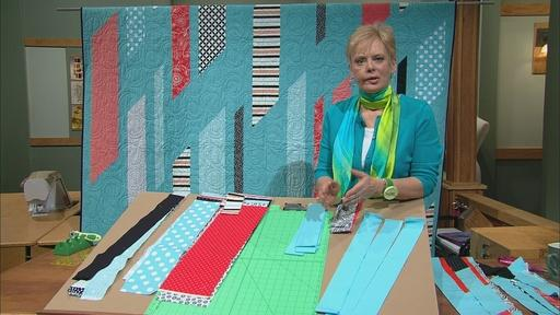Quick Column Quilts, Part 3 Video Thumbnail