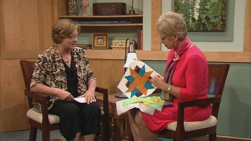 Nancy's Corner – Kate Robbins, Comfort Quilts Video Thumbnail