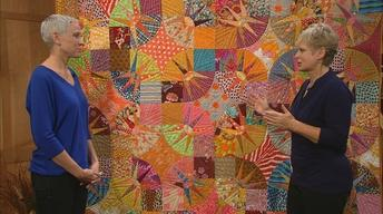 Double Wedding Ring Quilts, Part 2