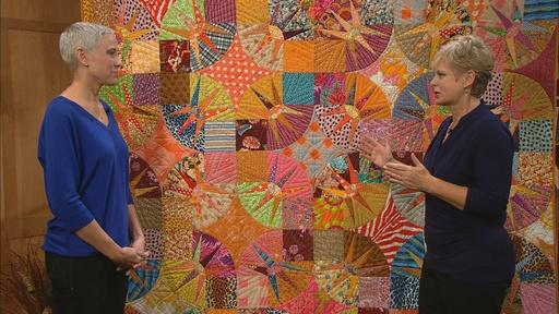 Double Wedding Ring Quilts, Part 2 Video Thumbnail