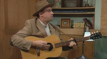 Nancy's Corner - Marc Revenson, Folk Singer