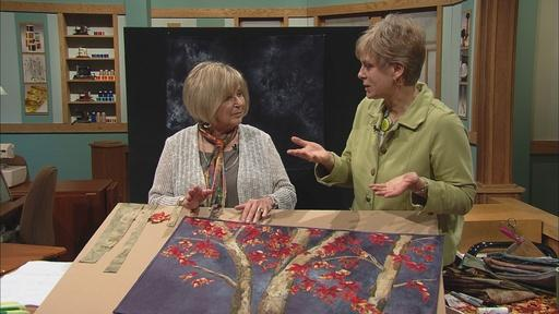 Beginning Landscape Quilting Part One Video Thumbnail