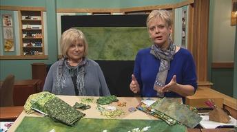 Beginning Landscape Quilting Part Two