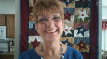 Nancy's Corner - Jill Gorski, National Button Society