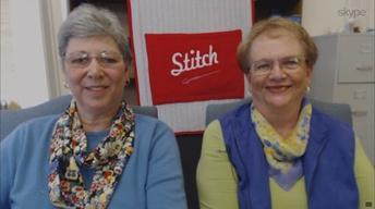 Nancy's Corner - Janet Raderer & Anna Gray Slagle, STITCH