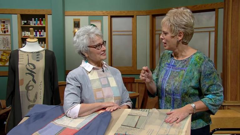 Sewing With Nancy: Fashion Sewing: Plain to Fabulous - Part One