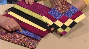 Bargello Quilts with a Twist Part 1