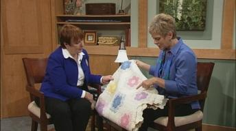Nancy's Corner - Grandmother's Flower Garden Quilt History