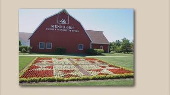 Nancy's Corner - Indiana Quilt Gardens