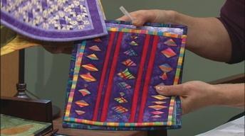 Nancy's Corner - Alzheimer's Art Quilt Initiative
