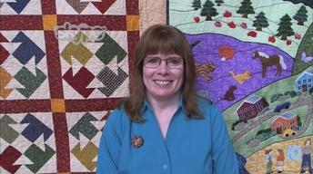 Nancy's Corner - Julie Stephens, Storybook Quilts