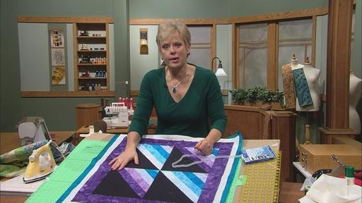 Fearless Quilting Finishes, Part 2 Video Thumbnail