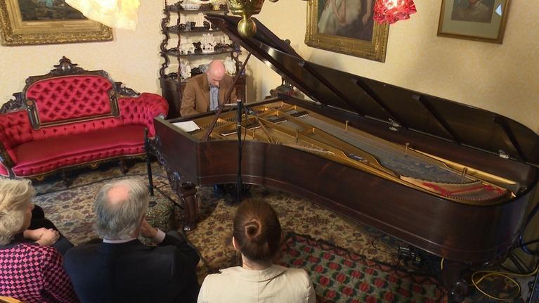 Concert at Villa Louis