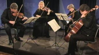 Pro Arte Quartet Celebrates 100 Years - Ep. 587