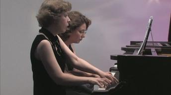"""Two Steinways Concert: Ballet """"Petrouchka"""""""