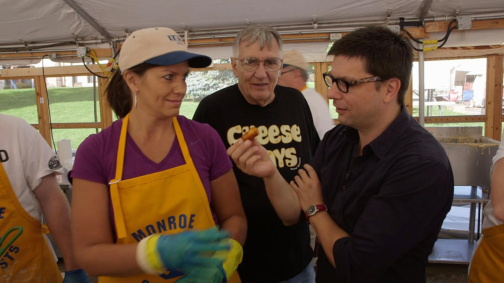 Wisconsin Foodie - Cheese Days - Twin Cities PBS