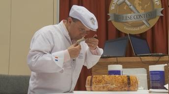 World Cheese Championship / Holland Family Farm