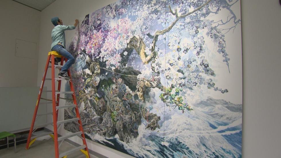 Japanese Fine Artist image