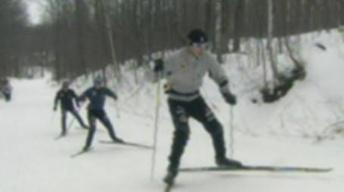 Cross Country Ski Training