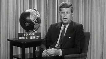 John F. Kennedy Wisconsin TV Spot