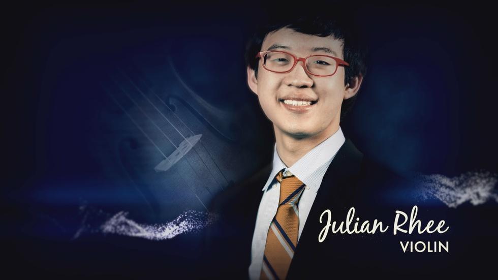 Final Forte: Julian Rhee image