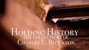 The African Collections of Charles L. Blockson