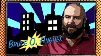 Comic Book - Bruce O. Hughes