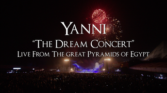Yanni Live at the Pyramids Preview
