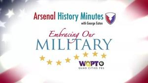 Arsenal History Minutes | First American Tank