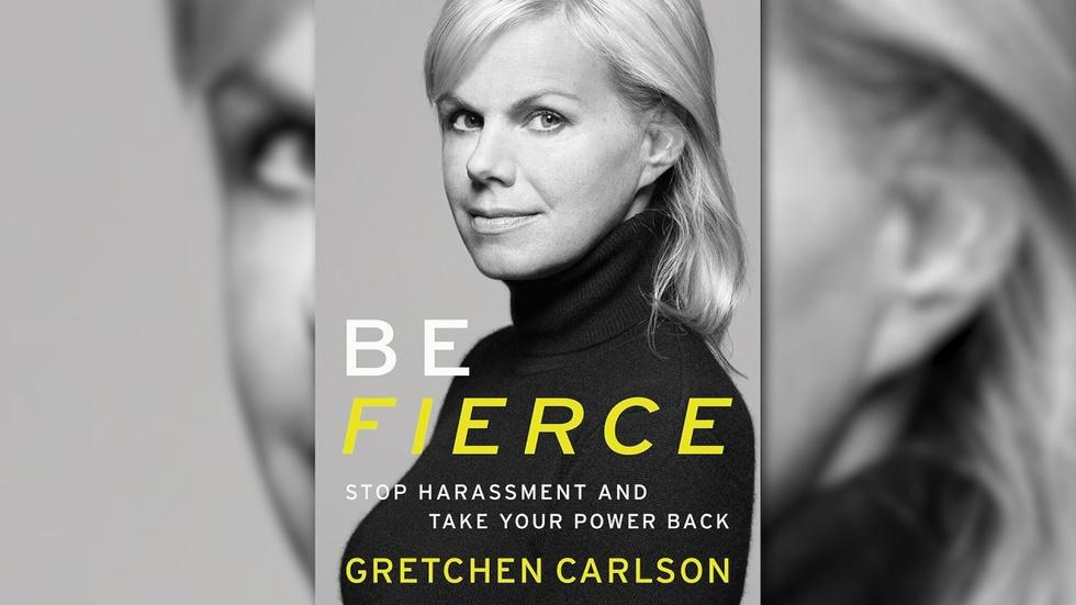 "GRETCHEN CARLSON: ""BE FIERCE"" image"