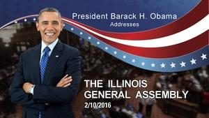 President Obama's Address to the Illinois General Assembly