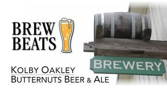 Kolby Oakley at Butternuts Beer & Ale