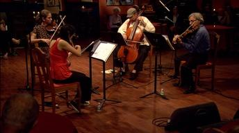 Dave Eggar Quartet