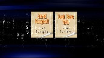 Sound Fusion: Jared Campbell & Lori Bass Trio